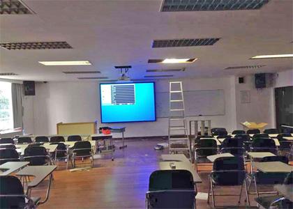 宜宾某培训中心音响系统