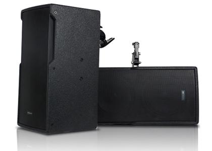 LS双6.5寸同轴全频扬声器