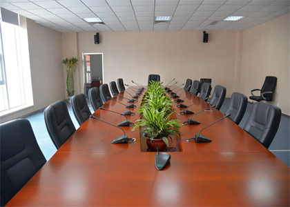 宜宾某政府机关会议室音响工程