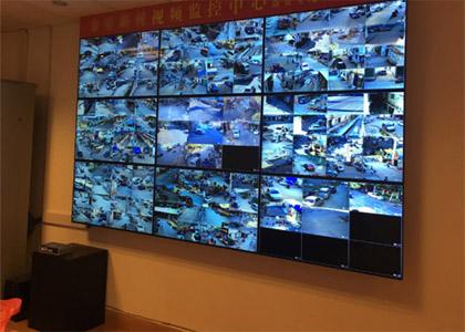 宜宾某商场监控系统案列