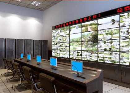企业工厂监控管理系统解决方案