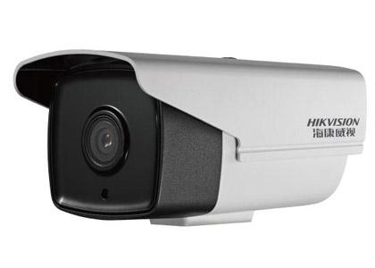 """海康威视300万1/3""""CMOS红外阵列筒型网络摄像机"""