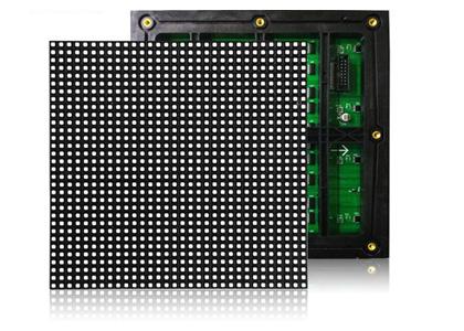 强力巨彩P6户外全彩表贴LED显示屏
