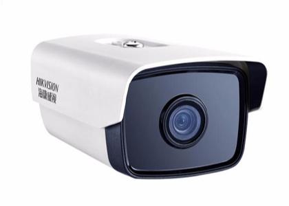 海康威视H265 400万红外筒型网络摄像机