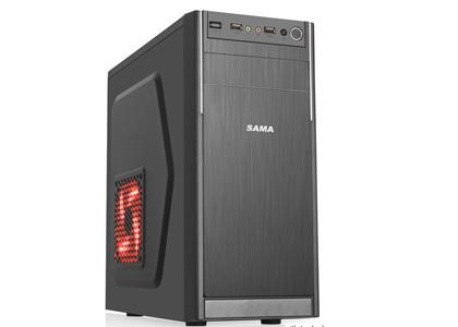 七代win7奔腾G4560高效率办公电脑主机配置单