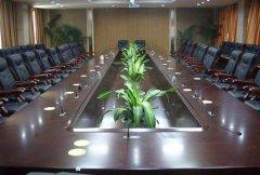 会议室嵌入式手拉手会议音响系统