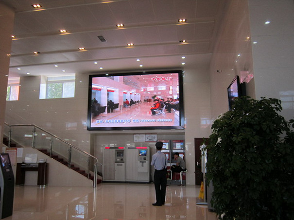 天津P4显示屏